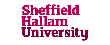 Sheffield Hallam University logo