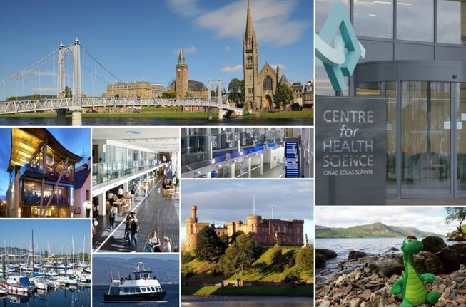 UniDesk Conference 2019 venue collage