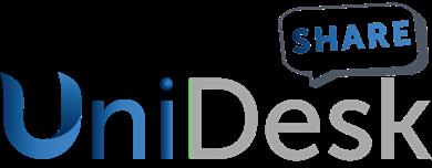UniDesk Share Logo