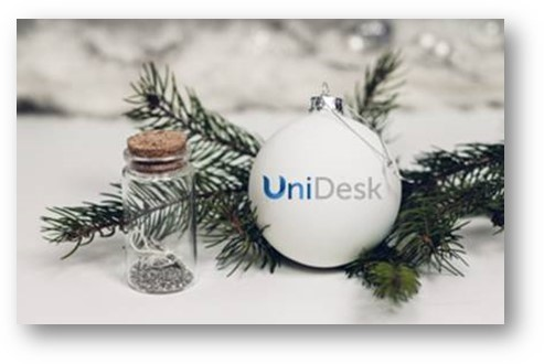 UnIDesk Bauble